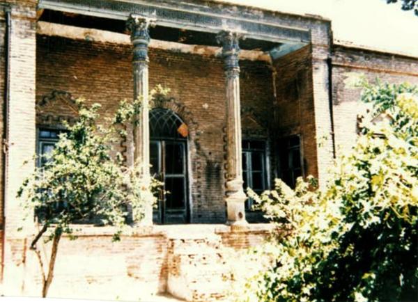 آشنایی با خانه (زادگاه) دکتر حسابی - تهران