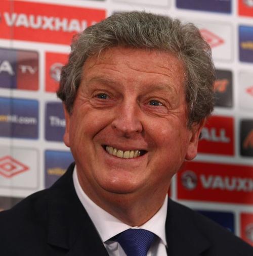 روی هاجسون، سرمربی جدید تیم ملی فوتبال انگلیس