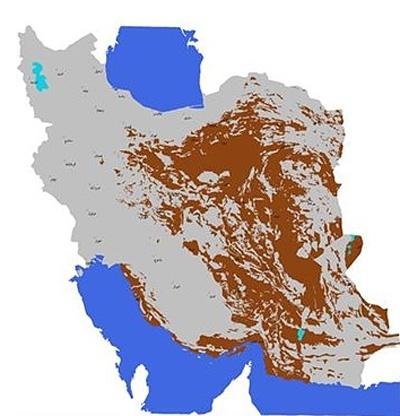 ایران بیابان