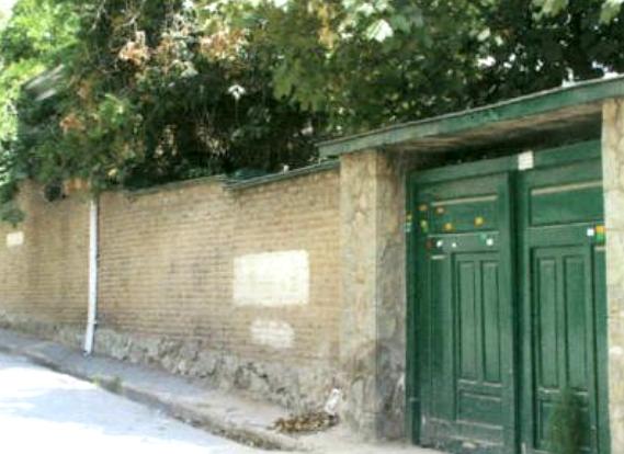 آشنایی با خانه جلال آلاحمد و سیمین دانشور - تهران