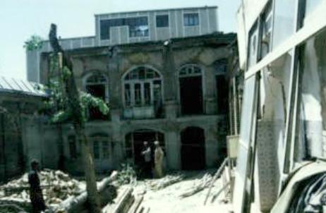 آشنایی با خانه آیت الله شهید مدنی - همدان