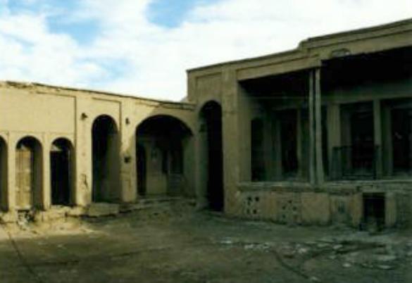 آشنایی با خانه آیتالله مدرس (روستای اسفه) - اصفهان