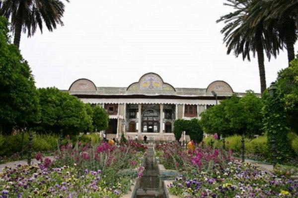 آشنایی با موزه نارنجستان قوام - فارس