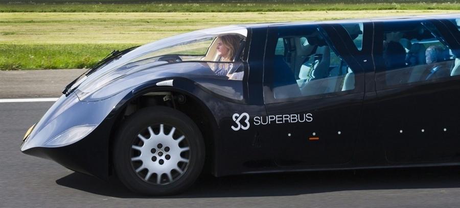 اتوبوسهای سریع هلند؛ سفر درون شهری با سرعت 250 کیلومتر