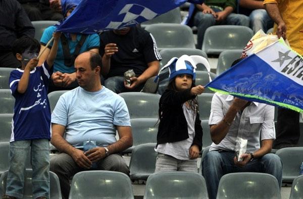 عکسهای پیروزی دلچسب استقلال