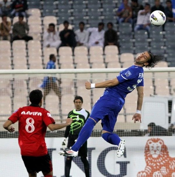 zandi Esteghlal club