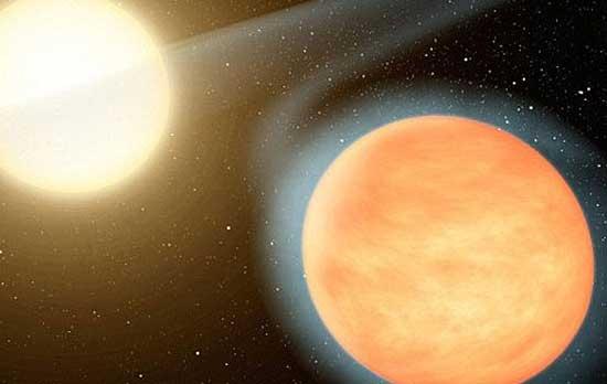 سیاره ها تا چهار برابر اندازه زمین می توانند اطراف ستاره هایی با طیف گسترده ای از عناصر سنگین شکل بگیرند