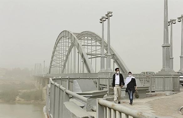 ریزدگرد - استان خوزستان - اهواز