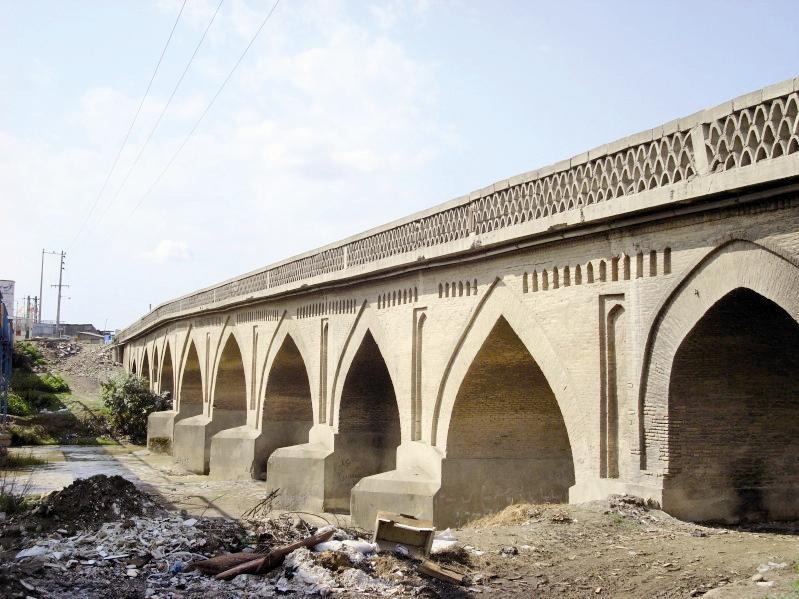 پل محمدحسن خان - بابل