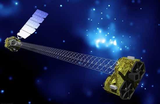 تلسکوپ فضایی نوستار روی نحوه شکل گیری و رشد سیاه چاله های جهان تحقیق خواهد کرد