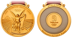 تاریخچه مدال المپیک مدرن