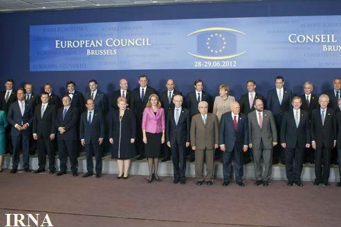 سران اتحادیه اروپا برای احیای اقتصاد این قاره به توافق رسیدند