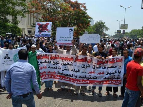 خشم مصری ها از تصمیم دادگاه برای انحلال پارلمان