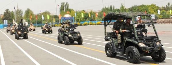 آشنایی با موتورسیکلت ATV-500