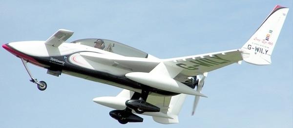 آشنایی با چند هواپیمای فوق سبک