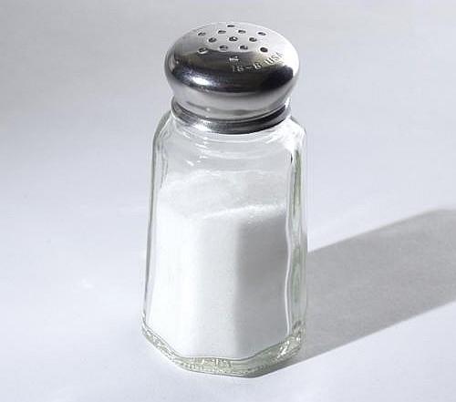 نمک یددار