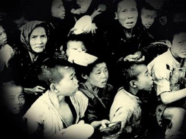 آشنایی با قحطی بزرگ چین