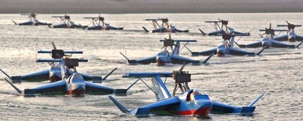 آشنایی با قایق پرنده باور - 2