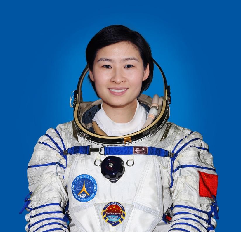 فضانورد زن