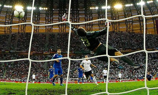 یورو 2012 - دومین یک چهارم نهایی: آلمان یونان
