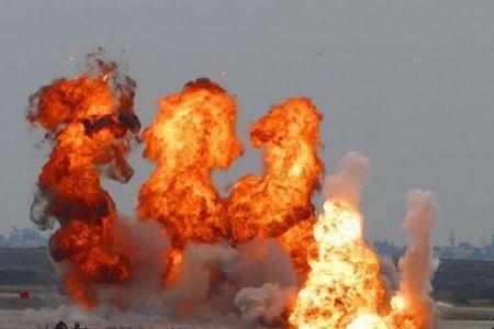انفجار لوله