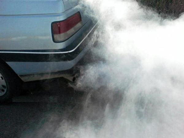 آلودگی هوا - خودرو