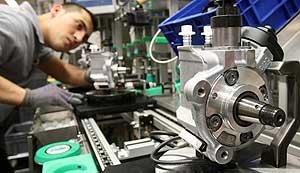 تولیدات صنعتی فرانسه کاهش یافت