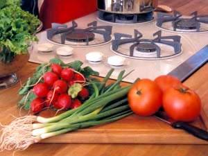 رعایت چند نکته در آشپزخانه برای پیشگیری از بیماری