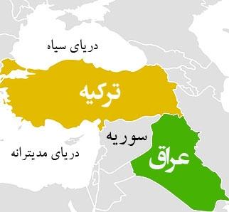 turkey iraq
