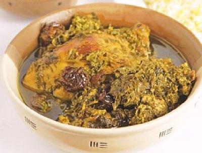 آشنایی با روش تهیه شوید خولی- غذای محلی گیلان