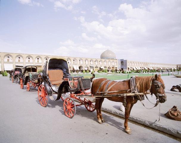 نقش جهان - اصفهان
