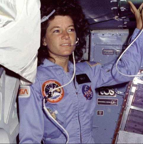 نخستین فضانورد زن آمریکایی درگذشت