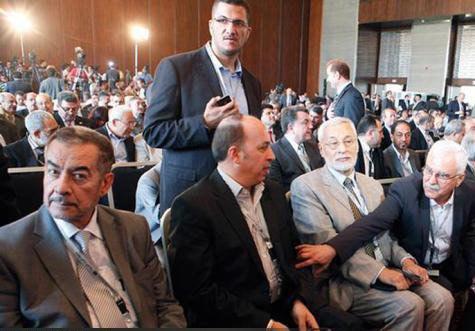 سوریه مخالفان در قاهره