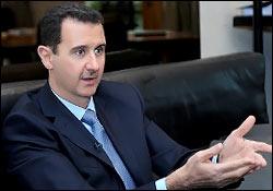 اسد بشار