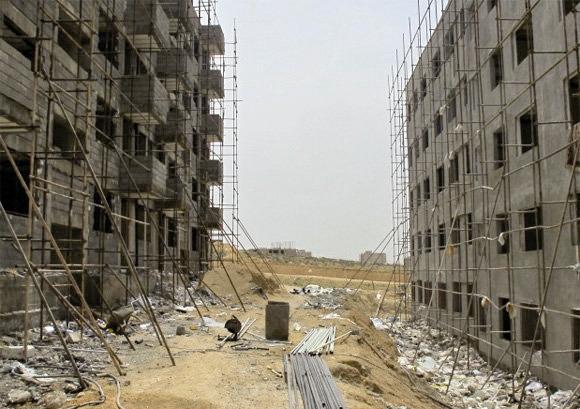 بیمهری مسکن مهر در استان  البرز