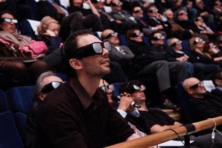 مشکلات تماشای فیلمهای سهبعدی