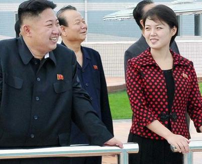 رهبر کره شمالی ازدواج کرد