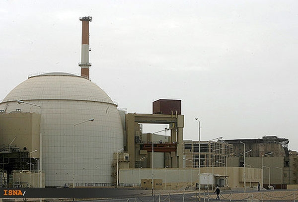Boushehr powerplant
