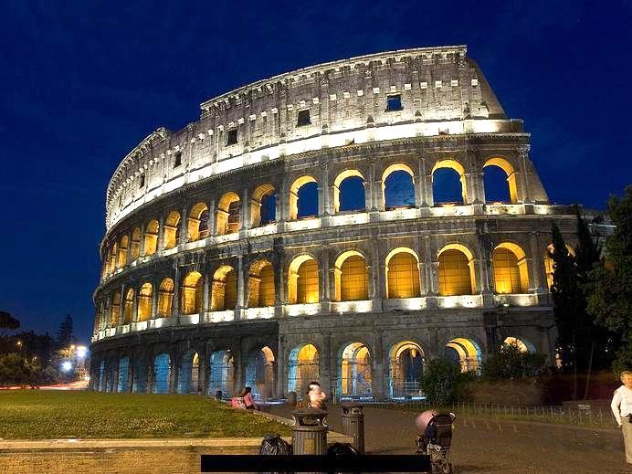 آشنایی با بنای تاریخی کلوسئوم - ایتالیا