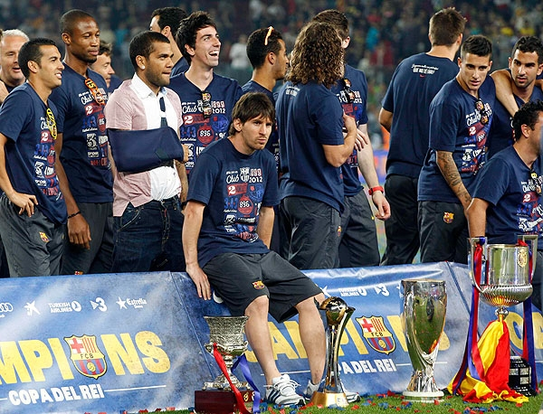 ستاره آرژانتینی همچنان در صدر برترین گلزنان