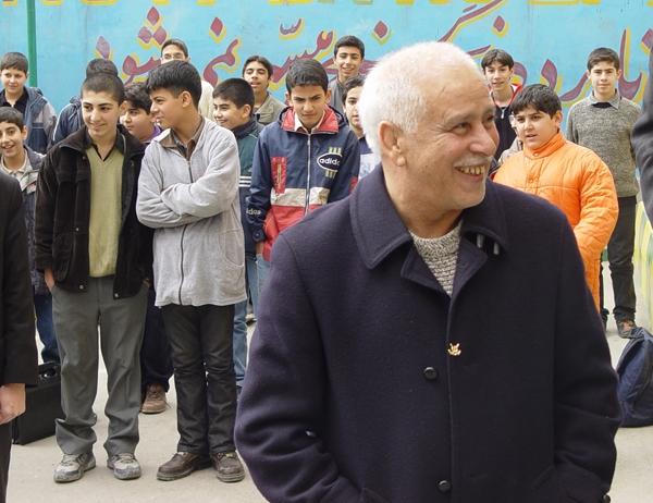 حسنعلی علیپور - خیر مدرسه ساز