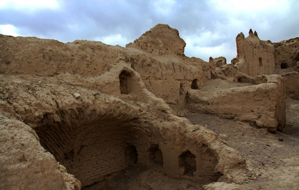 آشنایی با قلعه عاشوراگاه - یزد