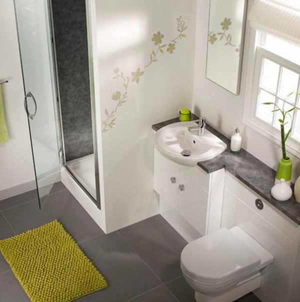 بازسازی حمامهای کوچک