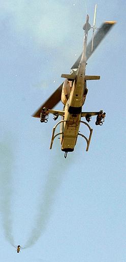 آشنایی با بالگردهای تهاجمی ایران