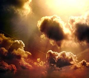 آسمان - ابر