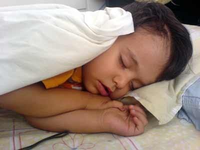 خرناس زیاد موجب کاهش ضریب هوشی کودکان میشود