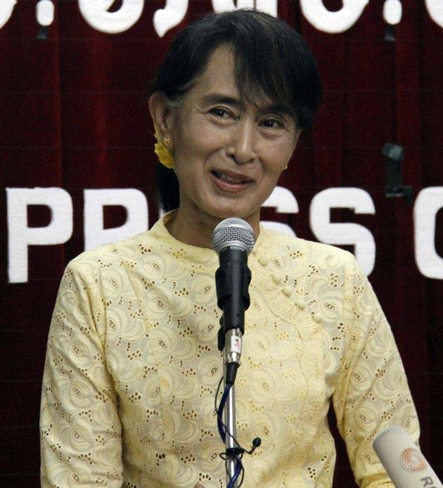 آزادی 20 زندانی سیاسی در میانمار