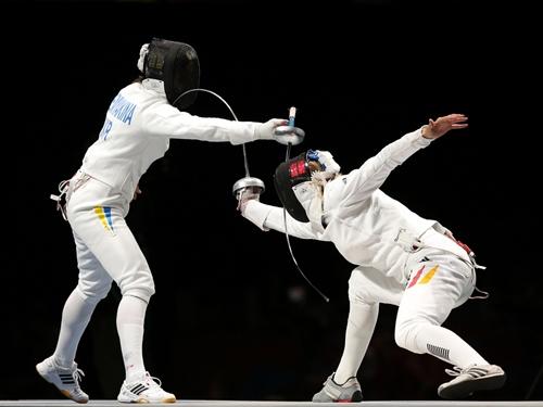 تصاویر منتخب از رقابتهای المپیک