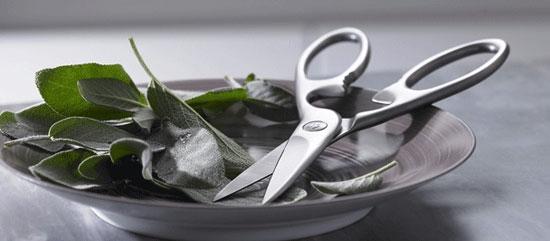 تیز کردن قیچی