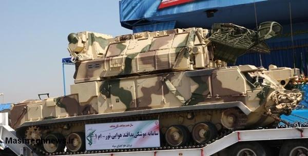آشنایی با موشکهای پدافندی کوتاه برد ایران